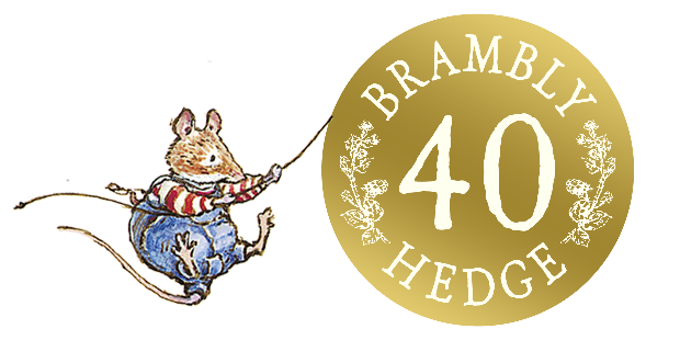 Celebrating forty years of the enchanting world of Brambly Hedge