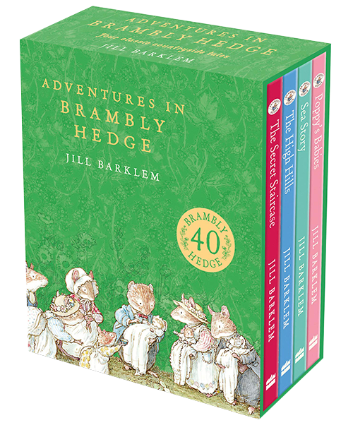 brambly hedge books for children adventures in brambly hedge