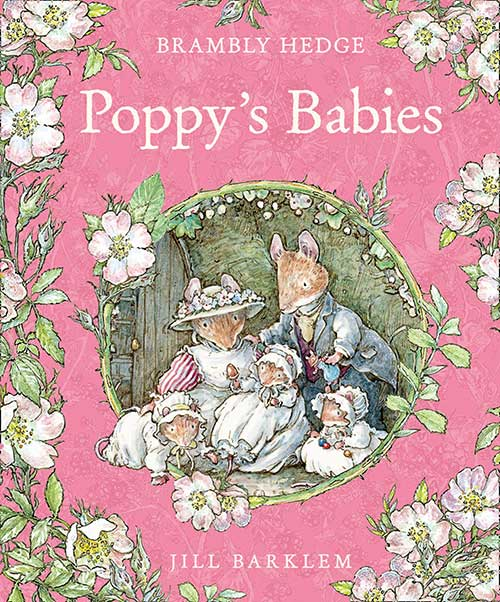 brambly hedge books for children poppies babies