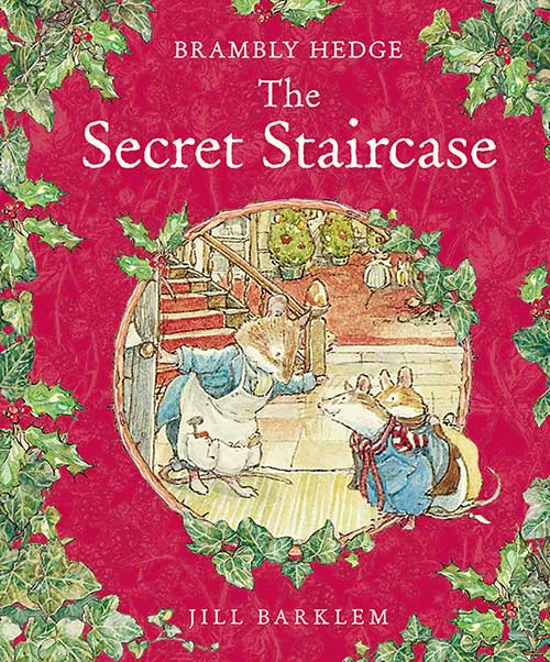 brambly hedge books for children the secret staircase