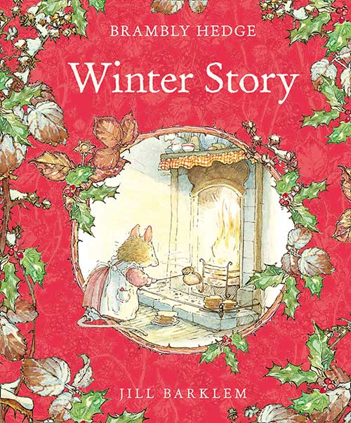 brambly hedge books for children winter story