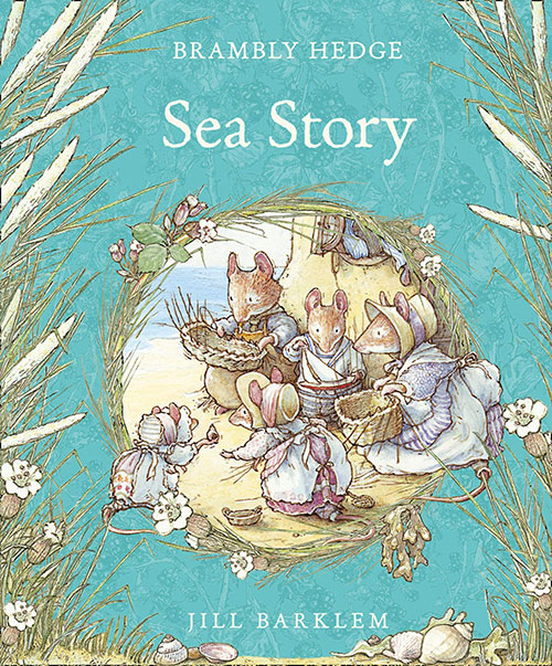 brambly hedge books for children sea story 2020 edition