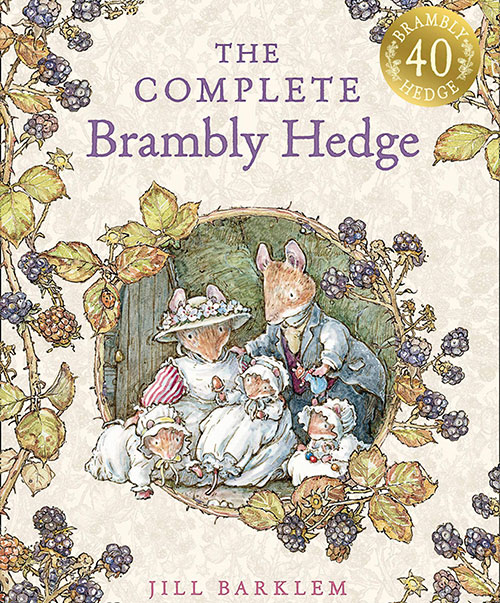 brambly hedge books the complete brambly hedge 2020 edition