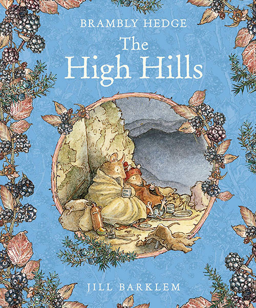 brambly hedge books for children high hills 2020 edition