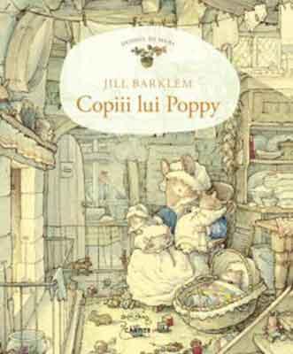 Copiii lui Poppy Brambly Hedge Romanian Translations