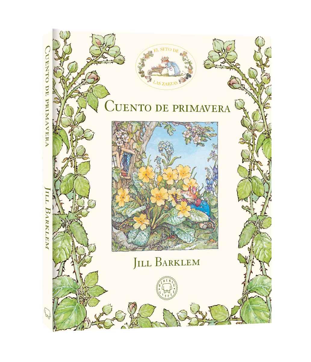 Cuento de primavera Brambly Hedge Spanish Translations