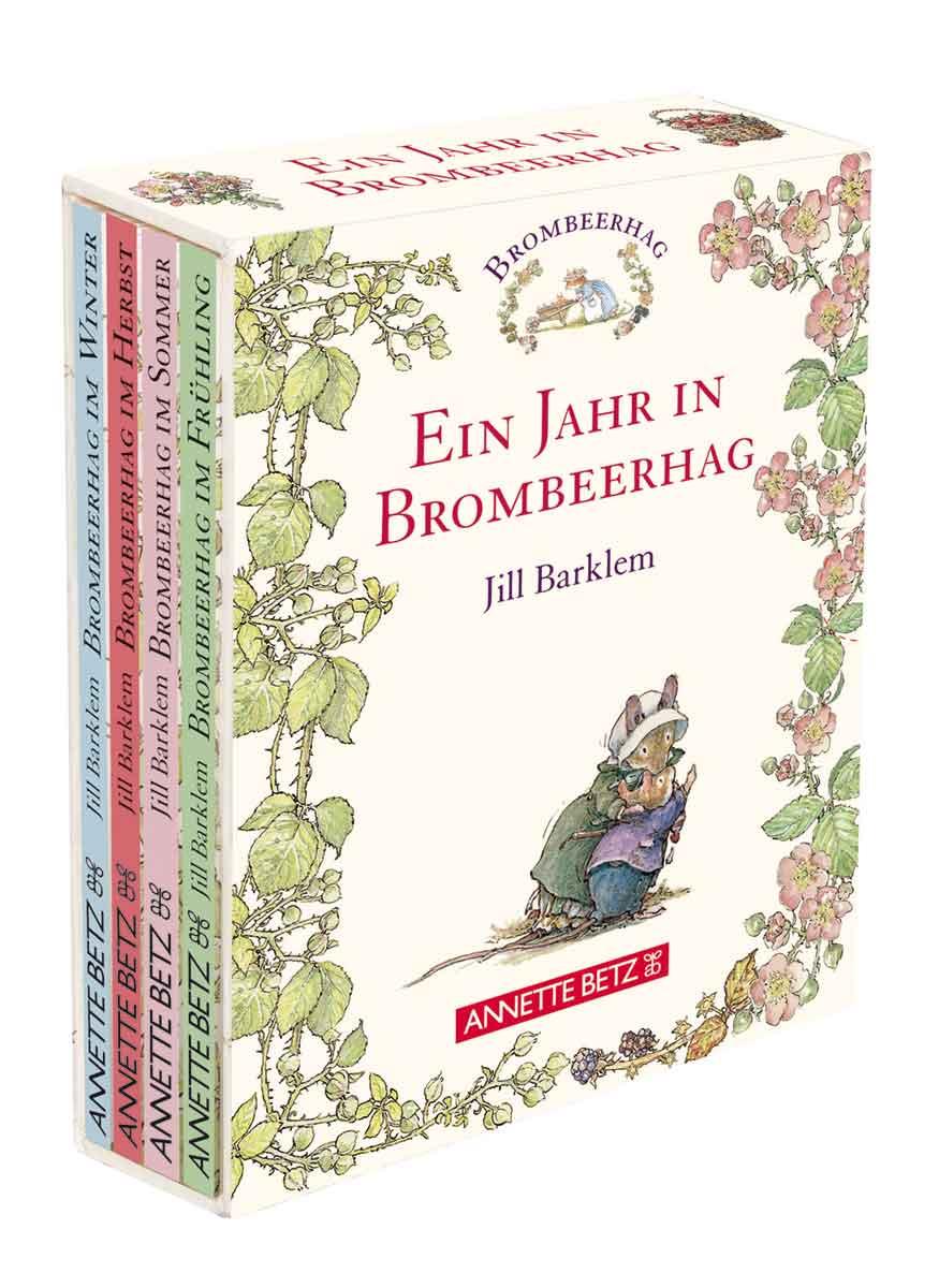 Ein Jahr in Bromberrhag Brambly Hedge German Translations