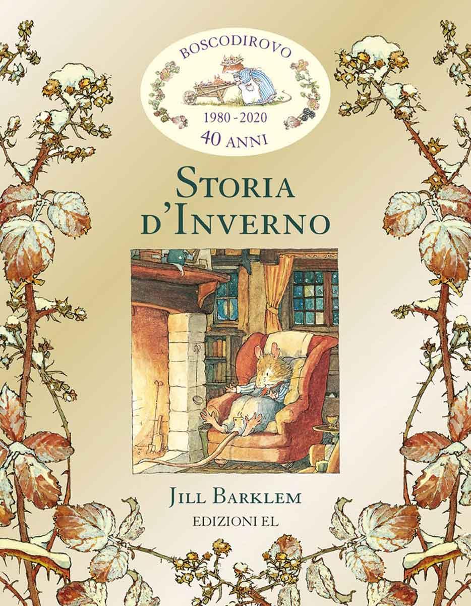 Storia d'Inverno Brambly Hedge Italian Translations