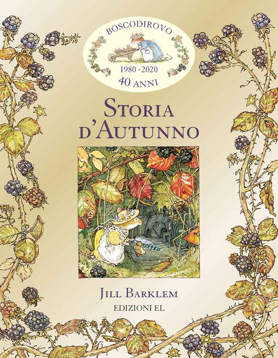 Storia d'Autunno Brambly Hedge Italian Translations