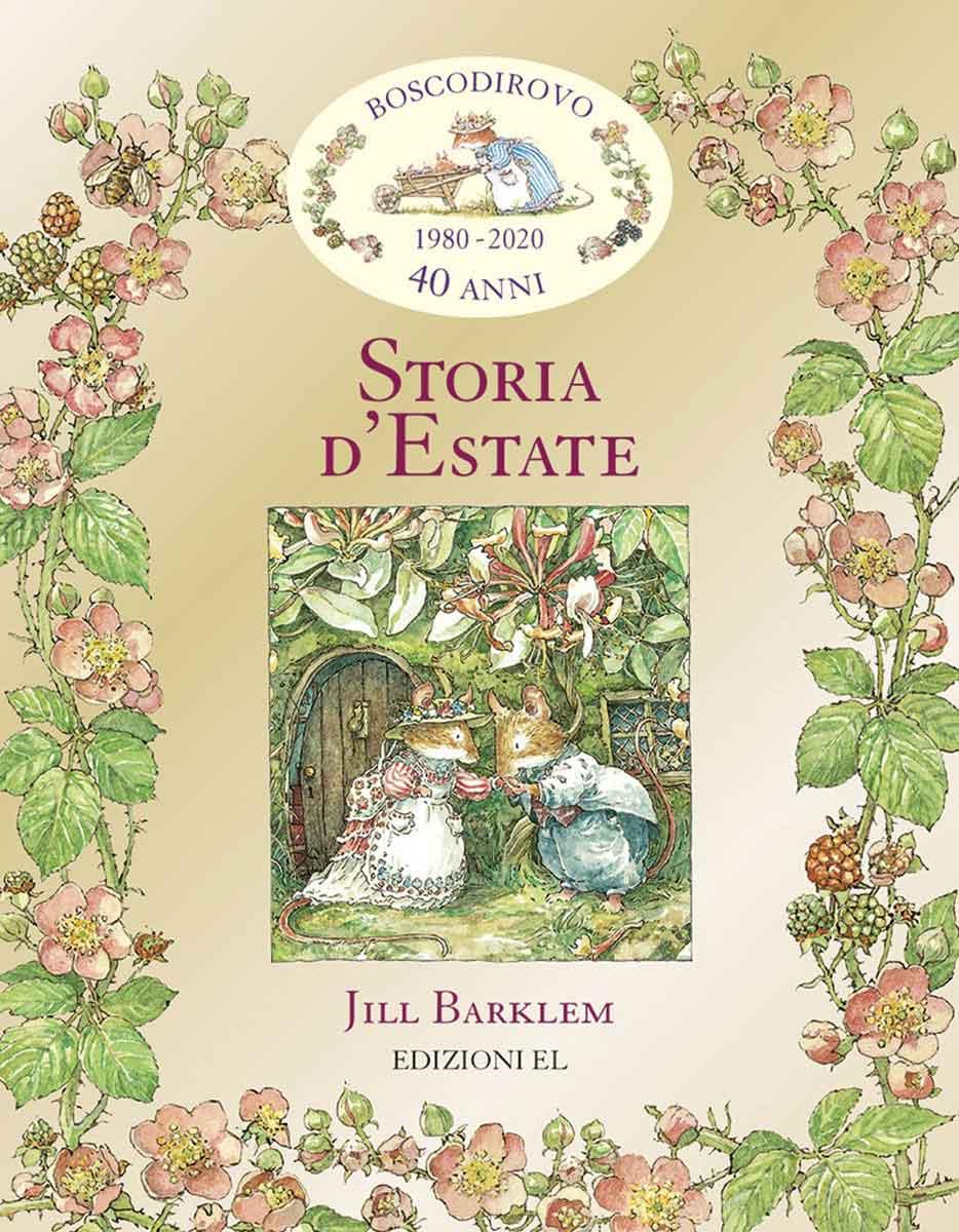 Storia d'Estate Brambly Hedge Italian Translations